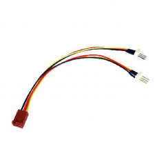 3 Pin Fan Splitter Cable Components