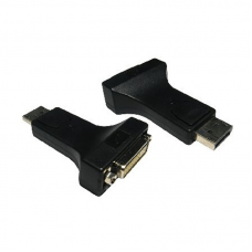 Display Port To DVI Adaptor Components