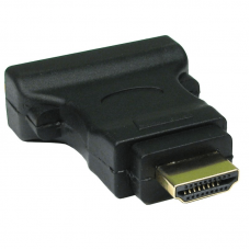 DVI To HDMI Adaptor Components