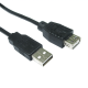 2 Metre USB 2 Extension Cable Components