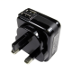 Newlink Two Port Mains USB Charger - 2.1 Amp Components