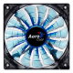 Powercool Glacier Series 12cm Quad LED Blue Fan Case Fans