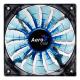 120mm Blue Aerocool Shark Quad LED Fan Case Fans