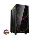 Black Hole ARGB Gaming Case 2x 20cm ARGB fan 1x ARGB Hub Cases