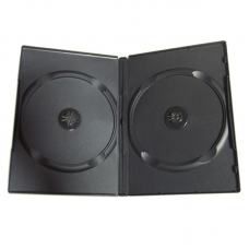7 x Double DVD Case DVD Cases
