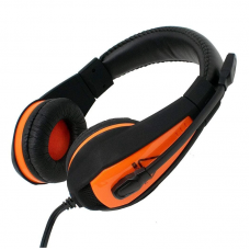 Canyon CND-SGHS3A Multi Platform Gaming Headset with adapter Headsets