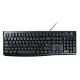 Standard USB Keyboard 105 UK Logitech K120 Keyboards