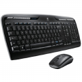 Wireless Logitech MK330 Keyboard - Mouse +£38.06