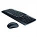 Wireless Keyboard & Mouse Multimedia Logitech MK330 Keyboards