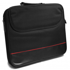 "17"" Laptop bag black Components"