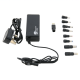 PowerCool Universal Laptop Charger 65 watt Components