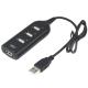 4 port USB hub non powered Networking Wired