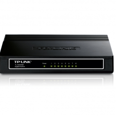 8 Port 10-1000 Gigabit - TP-link - SWI-8TP1000 Switch Desktop Networking Wired