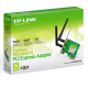 TP-LINK (TL-WN881ND) 300Mbps Wireless N PCI Express Adapter - 2 Detachable Antennas Networking Wireless