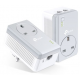 2 port powerline kit TL-PA4020P KIT V2 Components