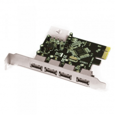 USB 2.0 PCI expansion card Components