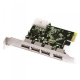 USB 2 PCI Expansion Card Components