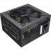 600W PSU Aerocool Integrator 12cm Black Fan 80 Plus Certified Active PFC TW Caps UK Cable Power Supplies