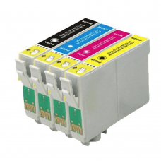 Epson T0551 - T0554 Series Cartridge Printer Cartridges