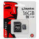 16GB kingston Micro SD card TV Tuner And SD Mirco Cards